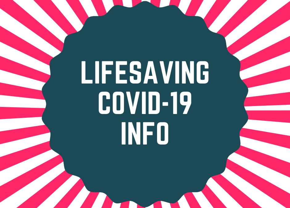 COVID-19 Respiratory Infection Protection Tips